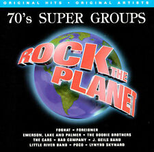 70's Super Groups by Various Artists (CD, Sep-1998, Rhino (Label))