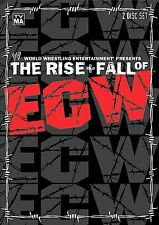 ECW - The Rise and Fall of ECW (DVD, 2004, 2-Disc Set)