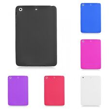 For Apple iPad Mini Case Silicon Gel Rubber Soft Flexible Phone Cover