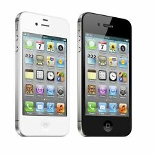 Apple iPhone 4S  Factory Unlocked Smartphone Black/ White Perfect Condition SE