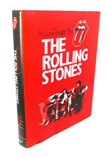 The Rolling Stones, Mick Jagger, Keith Richards, Charlie Watts, Ronnie Wood ACCO