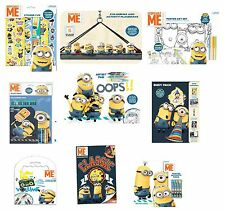 Despicable Me (Minions) Sticker/Colouring/Activity/Packs/Kits/Design/Kids/Gift