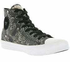 NEW CONVERSE Chuck Taylor Hi Women's Sneaker Trainers High Top Black 544995C