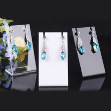 1Pc Earrings Necklace Pendant Display Stand Rack Accessories Jewelry Holder Nice