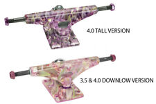 KRUX Skateboard FORGED Trucks SANDOVAL PURPS WEED  - Pair (2) You Choose Size