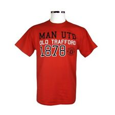 Manchester United Old Trafford t-shirt new NWT EPL Man U Red Devils Soccer