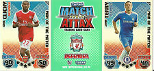 MATCH ATTAX 2010/11 MAN OF THE MATCH CARDS PICK THE ONES YOU NEED