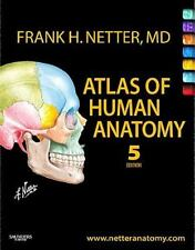 Netter Basic Science: Atlas of Human Anatomy by Frank H. Netter 5th Edition