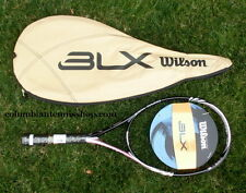 New Wilson BLX Coral Wave BLX 105 racket + case unstrung