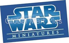 Star Wars Revenge of the Sith Miniatures Figurines Game Wizards of the Coast