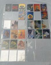 Fantasy Artist Trading Cards  Choose from a range of Chase Insert Cards