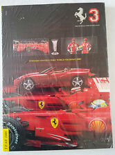 OFFICIAL FERRARI MAGAZINE YEAR 2008  NR 3  YEARBOOK NEW SHIP WWIDE ENG-ITA