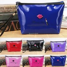 New Women Makeup Bag Travel Cosmetic Cases Small Organizer Ladies Cosmetic ED05