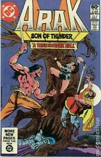 Arak Son of Thunder (1981) #4 VF