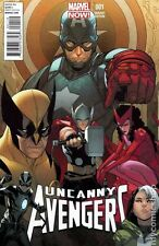 Uncanny Avengers (2012 Marvel Now) #1N NM