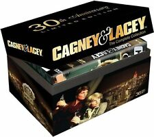 Cagney & Lacey Complete Series Seasons 1 2 3 4 5 6 1-6  32-DVD NEW!