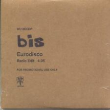 BIS Eurodisco CD UK Wiiija 1996 1 Track Radio Edit Promo (Wij86Cdp)