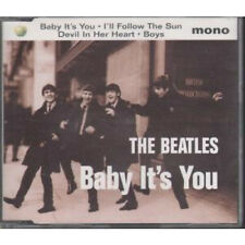 BEATLES Baby It's You CD UK Emi 1995 4 Track B/w I'll Follow The Sun, Devil In