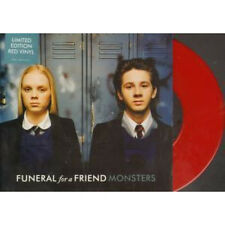 "FUNERAL FOR A FRIEND Monsters 7"" VINYL European Atlantic 2005 Limited Edition"
