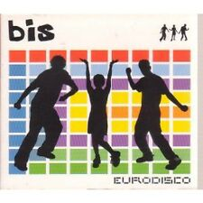 BIS Eurodisco CD UK Wiiija 1998 3 Track Digi Pack B/W Like Robots