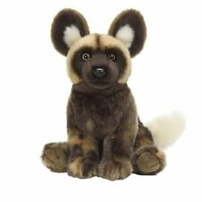 "Webkinz Signature African Wild Dog ""new""  attached sealed code cute!"