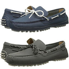 Cole Haan Mens Grant Canoe Camp Moc Toe Slip On Driving Drivers Loafers Shoes