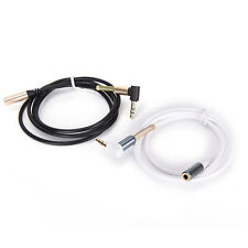 3.5mm Jack Female to Male Headphone Stereo Audio Extension Cable Cord HF