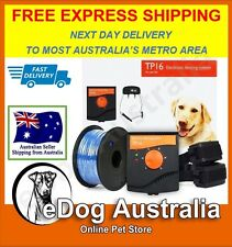 TP16 Waterproof Electronic Dog Fencing Containment System Electric Fence Collar