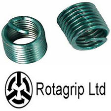 10 Off V-Coil Thread Repair Inserts - M2 x 0.4  Compatible With Helicoil
