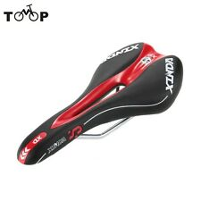 PVC Bicycle Saddle Breathable Mountain Bike Saddle Road Bicycle Front
