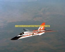 USAF F-111 Color Photo Military Air Force F 111 Aircraft Fighter Bomber Jet Vet