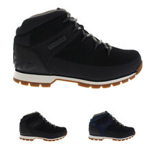 Mens Timberland Euro Sprint Fabric Hiking Durable Walking Ankle Boots UK 7-13