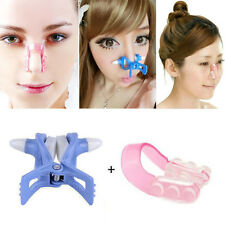 2pc/3pc Nose Up Shaping Shaper Lifting +Bridge Straightening Beauty Clip Clipper