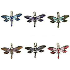 Fashion Charm Vintage Fashion Dragonfly Long Chain Sweater Necklace Pendant S5X8