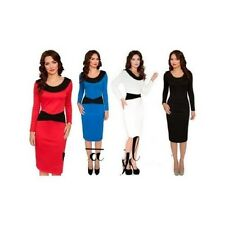 Sexi women's dress long sleeves dress elegant ceremony evening new year's sexi