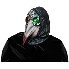 Plague Doctor Mask Adult Scary Halloween Costume Fancy Dress