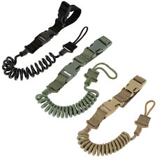 Tactical Two Point Rifle Sling Bungee Strap Sling For Hunting Airsoft Gun Hot