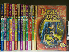 Adam Blade - Beast Quest - 14 Books Collection! (ID:47214)
