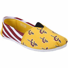 NBA Cleveland Cavaliers 2017 Women's Canvas Stripe Shoes - Basketball