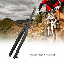 "27.5""/29"" Cycling Bicycle Fork Full Carbon Fiber Mountain Bike Front Fork Q0W6"