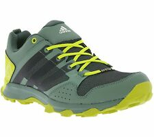 NEW adidas Kanadia 7 TR GORE-TEX Men's Shoes trail-running shoes Green BB5431