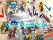TMNT Teenage Mutant Ninja Turtles 1994 Action Figure & Vehicle Parts Weapons [Ch