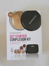 Bare MInerals Get Started Complexion Kit 7 piece set