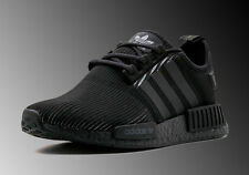 Adidas NMD R1 Triple Black Reflective Ribbed 3M Ultra Boost XR1 Yeezy 350 BY3123