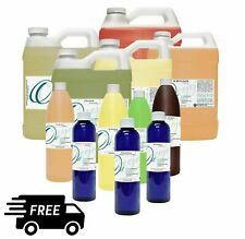 100% PURE ORGANIC CARRIER OIL 8 OZ TO 1 GALLON FREE SHIPPING 76 DIFFERENT OIL