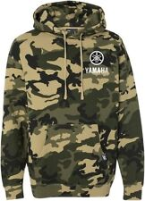 Factory Effex Yamaha Mens Pullover Hoodie Camo/Green/White