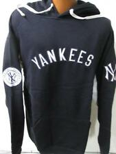 NY Yankees Big Mens XLT 3XLT 5XLT Embroidered Hooded Sweatshirt KK 9065 KK 9067