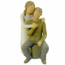 Willow Tree YOU AND ME Polyresin Family Loving Couple 26439