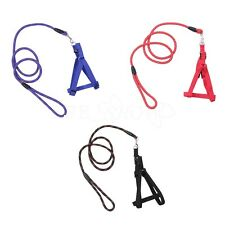 Pet Dog Puppy Training Adjustable Nylon Chest Harness+Lead Leash Traction Rope