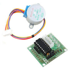 DC 5V Stepper Motor ULN2003 Driver Test Module Board 28BYJ-48 for Arduino PI PIC